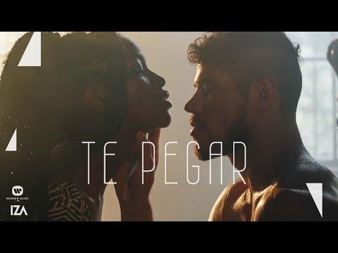 IZA - Te Pegar (Clipe Oficial)