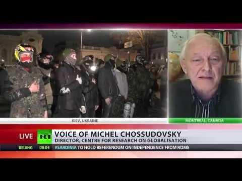 Chossudovsky: Divisions Among the Ukrainian Neo-Nazis?