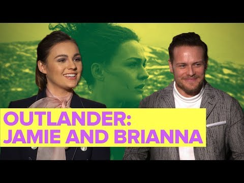 Outlander's Sam Heughan Breaks Down Jamie and Brianna's Reunion