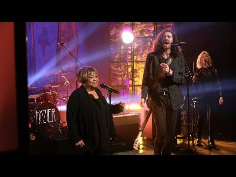 Ginger - Hozier and Mavis Staples on Ellen