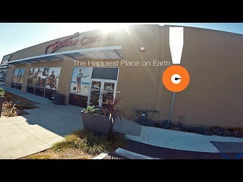 The Happiest Place on Earth | Guitar Center | Fountain Valley, California