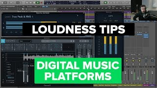 Levels and Loudness for Streaming Music Platforms
