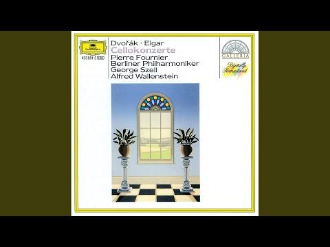 Dvorák: Cello Concerto In B Minor, Op.104, B.191 - 1. Allegro