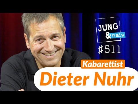 Kabarettist Dieter Nuhr Jung Naiv Folge 511 Youtube