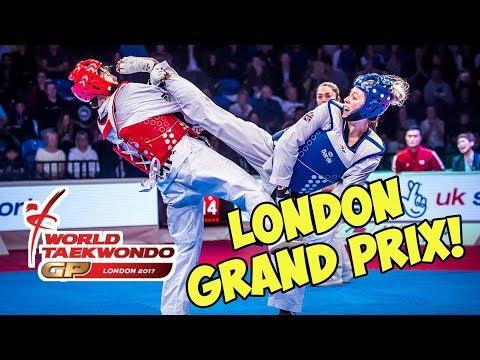 LONDON GRAND PRIX! | JADE JONES VLOG
