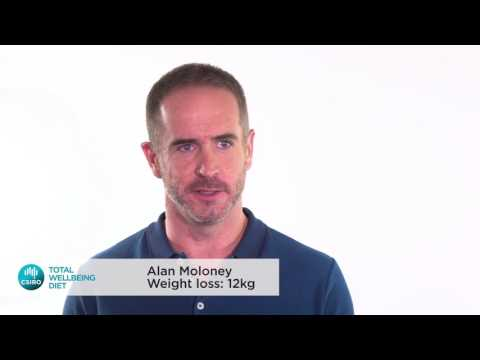 Weight Loss Journey: Alan Lost 12kg with the CSIRO Total Wellbeing Diet