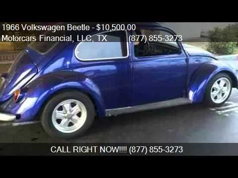 1966 Volkswagen Beetle for sale in Headquarters in Plano, T