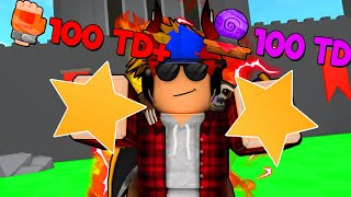 I Got A EXCLUSIVE In-Game BADGE... (ROBLOX SUPER POWER FIGHTING SIMULATOR)