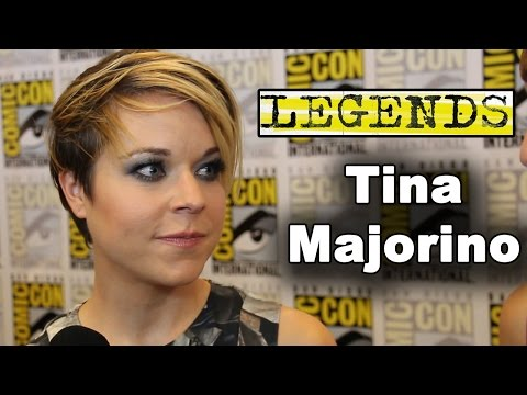 Legends - Tina Majorino Interview Comic-Con 2014