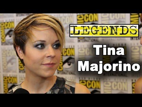 Legends  Tina Majorino  ComicCon 2014