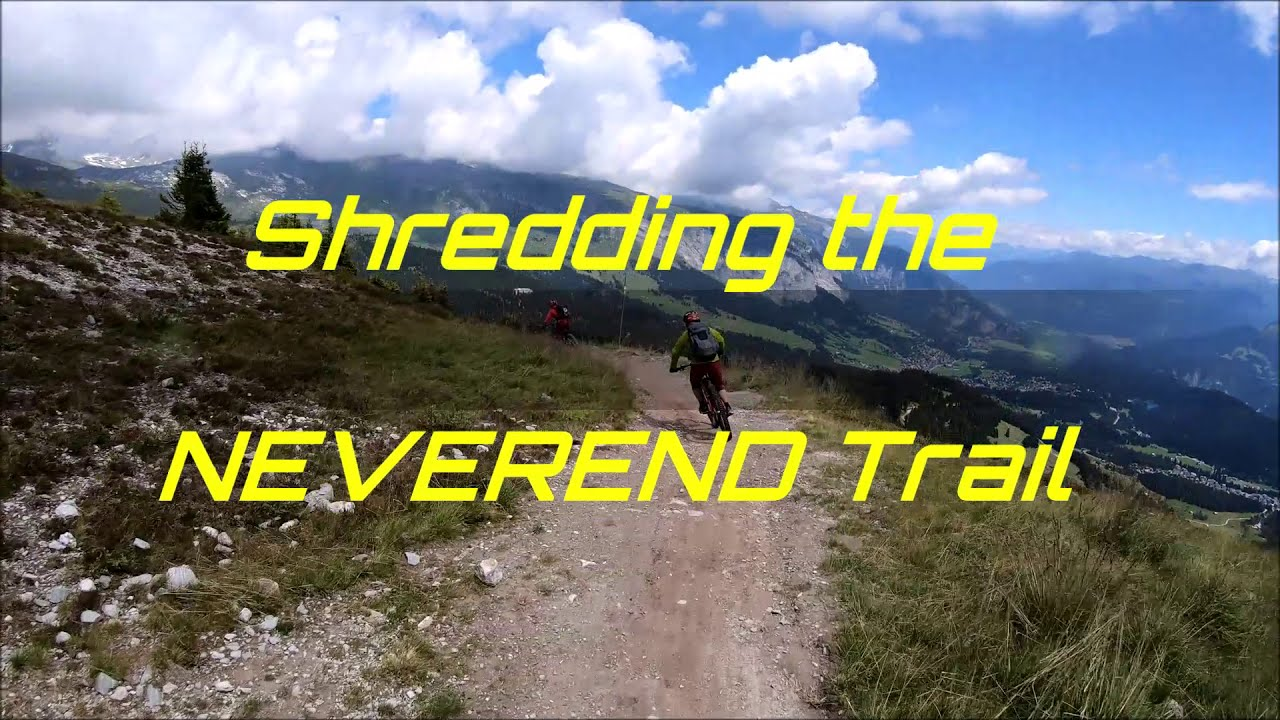 NEVEREND Trail