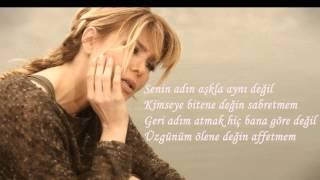 Gülben Ergen & Oğuzhan Koç - Aşkla Aynı Değil sözleri (lyric video)