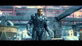 Man of Steel   Superman vs Zod Epic Battle HD 1080p ENTIRE FIGHT SCENE