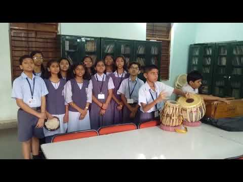 Zenda aamcha song (s.v.p.m.school)