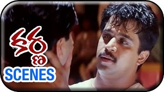 Karnaa Movie Scenes | Arjun Participating In Karate Fights compilation | Arjun | Ranjitha | Vineetha
