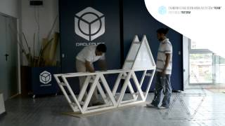 "Exhibition Stand Design Modular System ""form"""