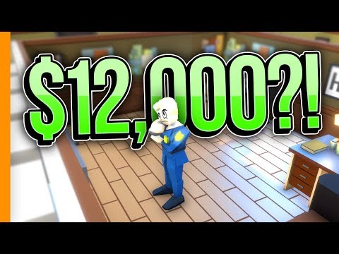 $12,000 FOR THAT?! // Rescue HQ - Part 4