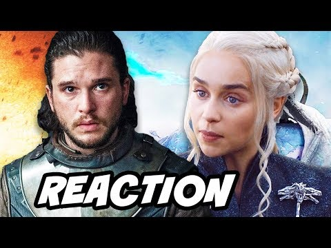 Game Of Thrones Season 7 Spoilers Reaction