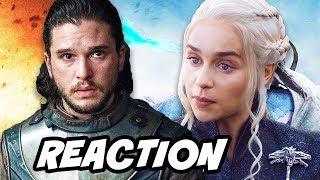 Game Of Thrones Season 7 Spoilers Reaction