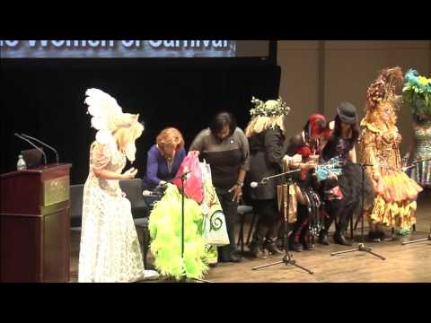 Arts & Entertainment Industry Forum 2/9/2015: The Women of Carnival