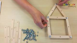 DIY ACTIVITIES FOR CHILDREN - CONSTRUCTION SET