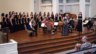 Purcell: Dido and Aeneas (complete opera). San Francisco Girls Chorus & Voices of Music | 4K video