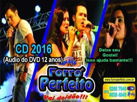 Forró Perfeito CD 2016 Ao Vivo (Audio do DVD 12 Anos)