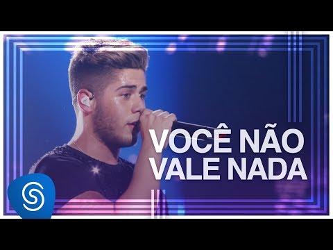 Zé Felipe - Você Não Vale Nada part. MC Menor (DVD Na Mes