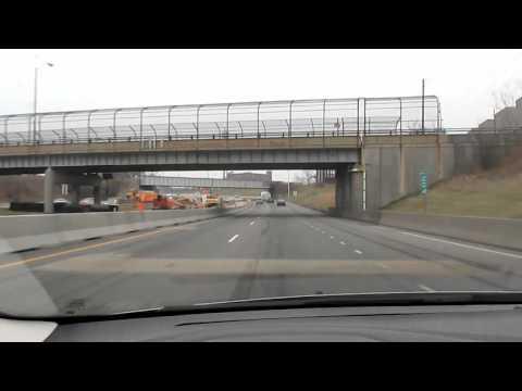 Driving with Scottman895: I-75 SB (MI-OH Border to S I-475)