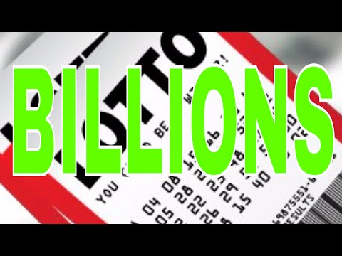 $81 Billion of Lotto Sales in the US last year!!! -- New York & California Have The Most!!!