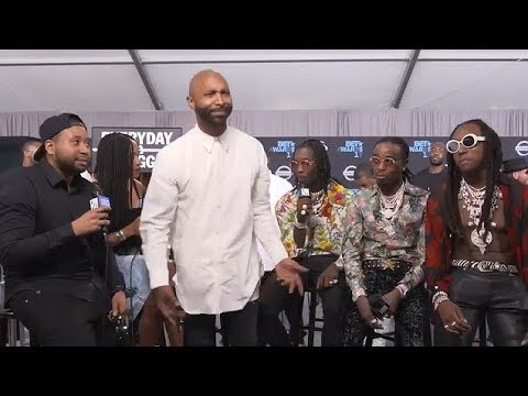 Download Youtube: Migos are shooting a Diss Music Video and casting Joe Budden and DJ Akademiks lookalikes.