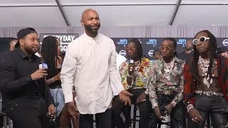Migos are shooting a Diss Music Video and casting Joe Budden and DJ Akademiks lookalikes.
