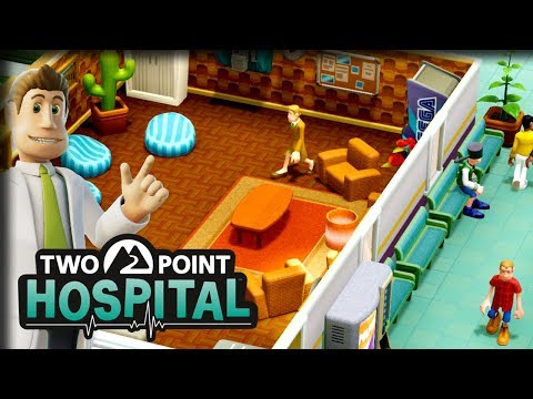 3 Star Lower Bullocks – Two Point Hospital Gameplay – Let's Play Part 15