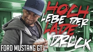 JP Performance - Hoch lebe der Ladedruck | Ford Mustang GT