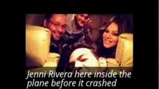 Jenni Rivera killed in plane crash - her last moments