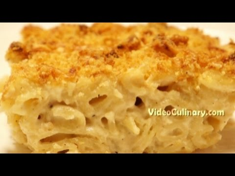 Baked macaroni and cheese recipe video culinary youtube baked macaroni and cheese recipe video culinary forumfinder Gallery