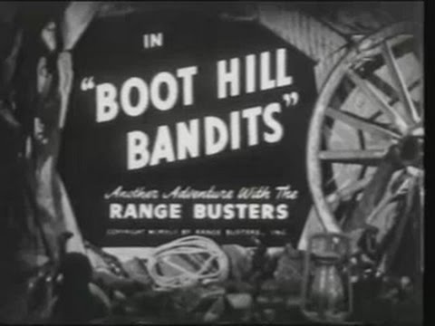 Boot Hill Bandits (Full Movie 1942)