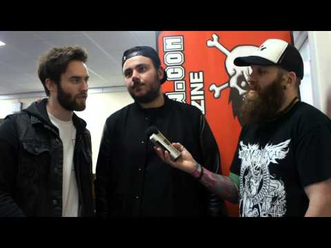 Mallory Knox Takedown Festival Interview 2015