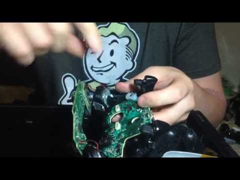 Xbox One Controller Trigger Replacement and Customization