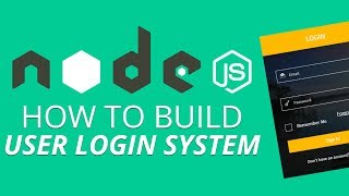 Wie Erstellen Sie Benutzer-Login-System Mit Nodejs | Nodejs & seine Installation