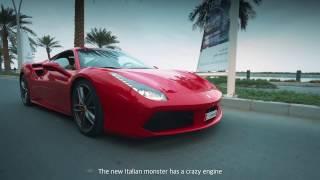 dt test drive 720 hp ferrari 488 gtb 2016