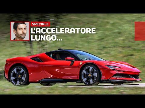 Ferrari SF90 Stradale | V8 turbo COME LA F40, con 1.000 CV: ecco cosa si prova guidandola!