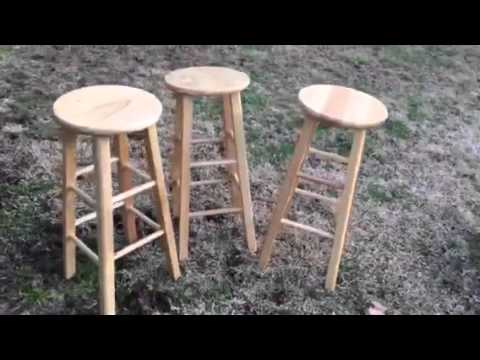 3 BAR STOOLS Furniture Sale   Clarkesville, GA   Estate, Moving Garage Sale