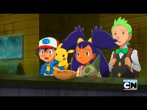 Pokémon: BW Adventures in Unova and Beyond — Nurse Joy? Audino?