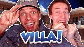 VILLA MANSION GEVONDEN! - Minecraft Survival #138