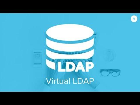 Virtual LDAP