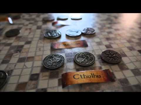 Legendary Metal Coins - Season 2 - Cardboard Castaway Review