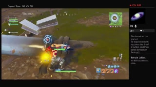 Fortnite Battle Royale: Is This Really A Little Kid? I can't Even Take Him Serious