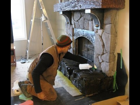 видео: Как облицевать камин. Полезные советы