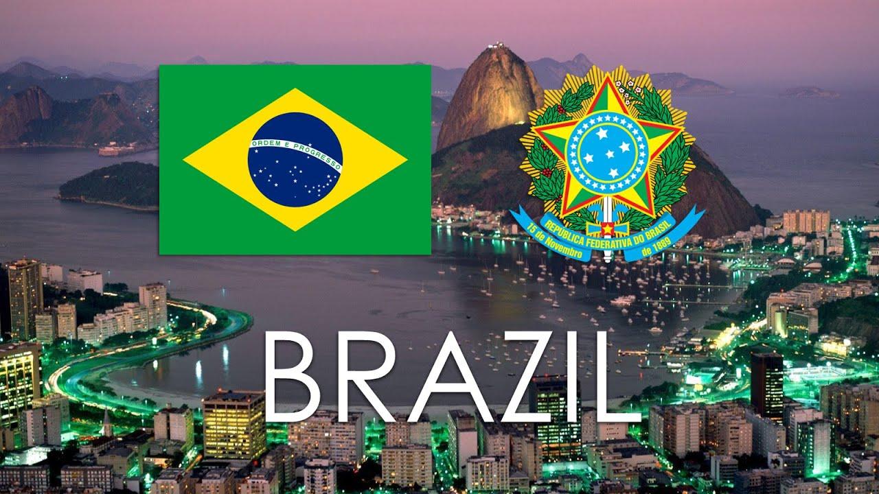 Brazil National Symbols - YouTube
